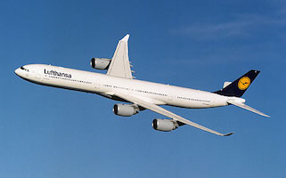 Lufthansa Rolls Out Mobile Phone Services With Aeromobile